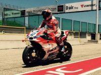 Ducati Desmosedici GP16 di Uji Stoner, Iannone dan Dovizioso Menghilang?