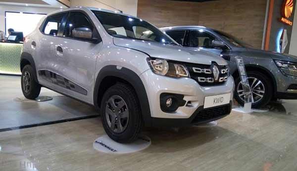 Kwid - Renault