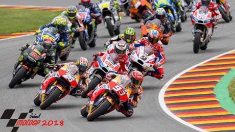 Line Up MotoGP 2018