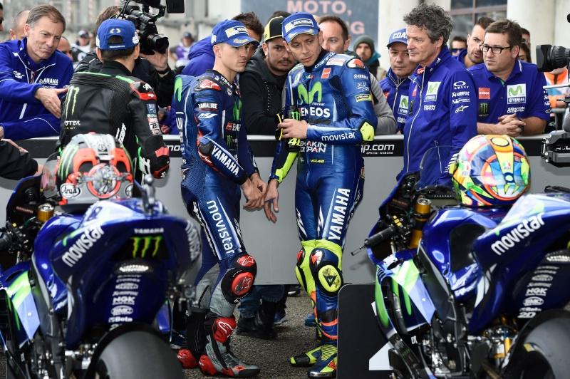 VinalesBikin Rossi Menangis di MotoGP Perancis