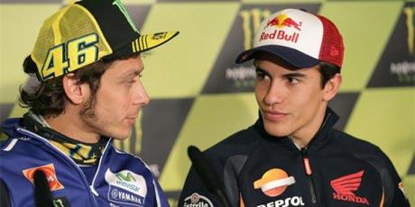 Rossi & Marquez - Ist