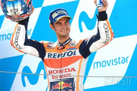 Dani Pedrosa - foto: by crash