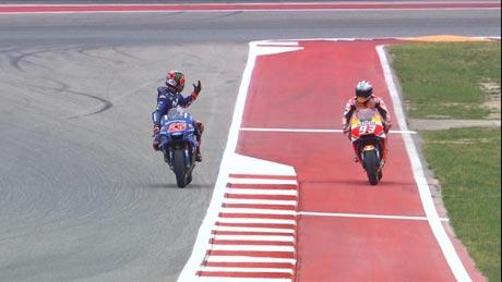 Penalti Tiga Grid Berlaku untuk Marquez