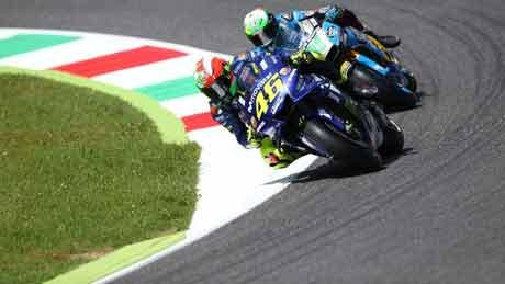 Kualifikasi MotoGP Italia 2018: Rossi Raih Pole, Lorenzo Kedua