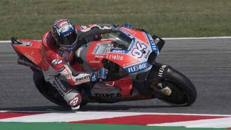 Ducati Kuasai Latihan Bebas Pertama MotoGP Aragon