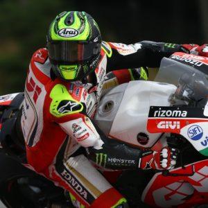 Kejutan MotoGP Ceko Crutchlow Juara setelah Asapi Rossi