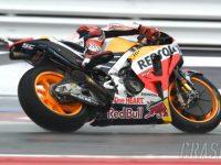 Berhasil Overtaking Petrucci, Marquez Juara di MotoGP San Marino
