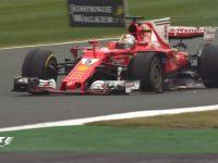 Pirelli Ungkap Penyebab Ban Vettel Bermasalah