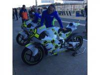 Suzuki Beri Standar Tinggi pada Motor Andrea Iannone