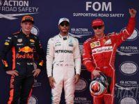 Kualifikasi F1 Sepang: Hamilton Rebut Pole Position, Vettel Start dari Buntut