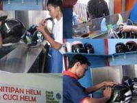 Tips Merawat Helm Supaya Tidak Cepat Bau Apek