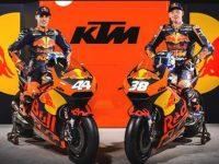 KTM Pastikan Line-up Pembalap untuk Musim 2018