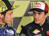 Marquez Mulai Pecahkan Rekor Rossi
