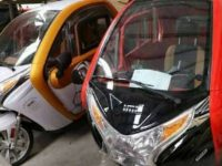 Wow, Motor Mirip Bajaj Tapi Rasa Mobil Masuk Indonesia