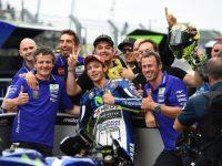 Runner Up MotoGP Musim Ini, Rossi Selamatkan Yamaha