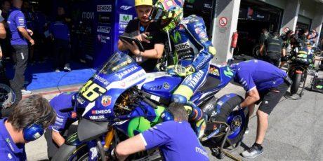 Bikin Tegang, Strategi Ban Pembalap MotoGP Bisa Diketahui Langsung oleh Penonton