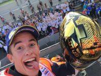 Marquez Pastikan Gelar MotoGP Musim ini Miliknya