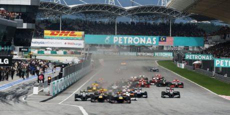 Penjualan Tiket Menurun, Malaysia Stop Siarkan F1, Fokus ke MotoGP