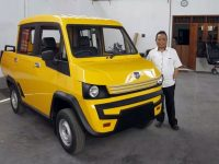 Mahesa,Mobil Pertanian Multifungsi Seharga Rp 50 Juta